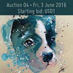 Auction 04 - Pit Bull