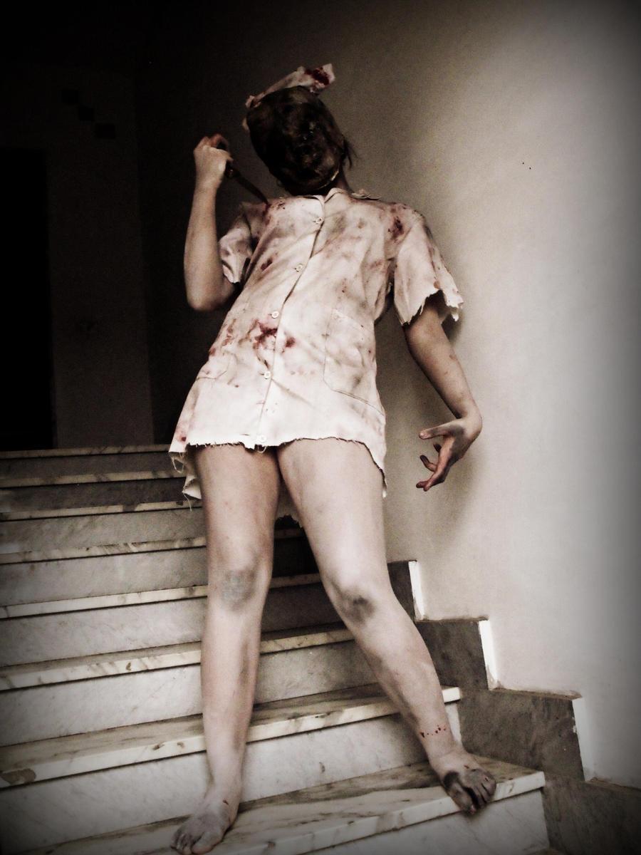 cosplay nurse Silent hill