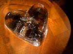 Glass Heart - Black Ice