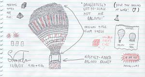 Clamshell-cum-Balloon