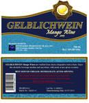Mango Wine Label