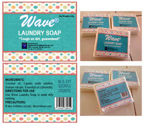 Laundry Soap Label by carmel5530