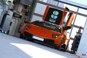 Lamborghini Murcielago LP 670-4 SV by SestoElemento