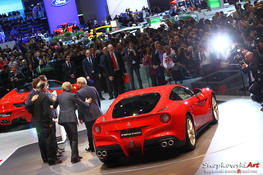 Ferrari F12 Berlinetta Shining Star by SestoElemento