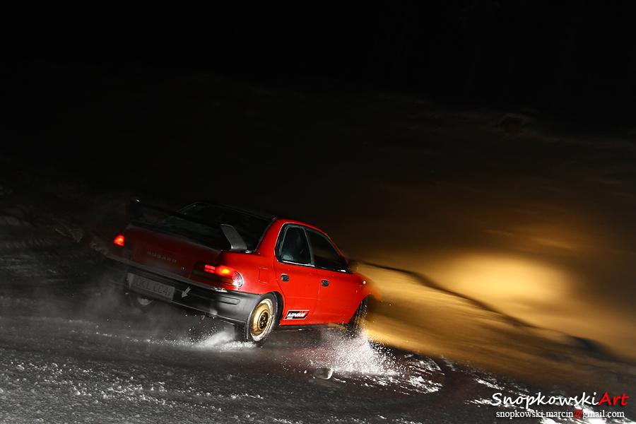 Winter testing by SestoElemento