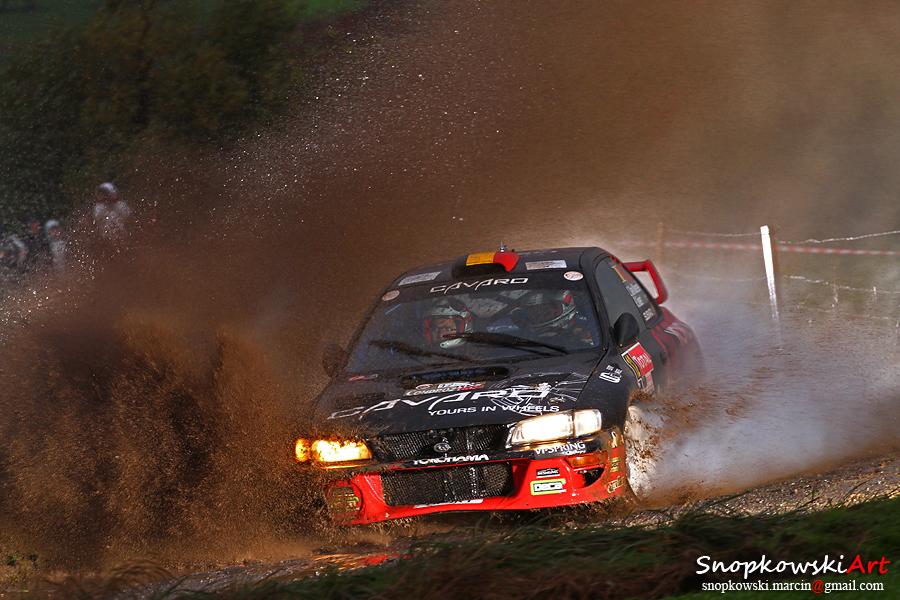 Subaru Impreza WRC 22b by SestoElemento