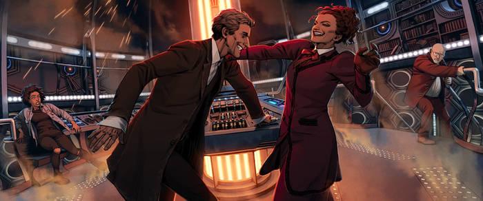 IN DA TARDIS