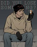 lost something?