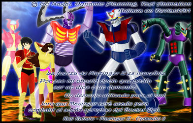 Words by heroes (1) - Mazinger Z