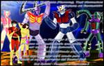 Words by heroes (1) - Mazinger Z by Kojiana
