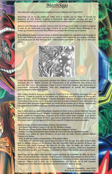 MazinSaga, presentation du manga