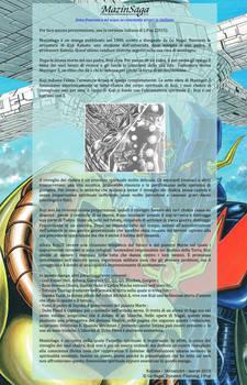 MazinSaga, prezentazione del manga