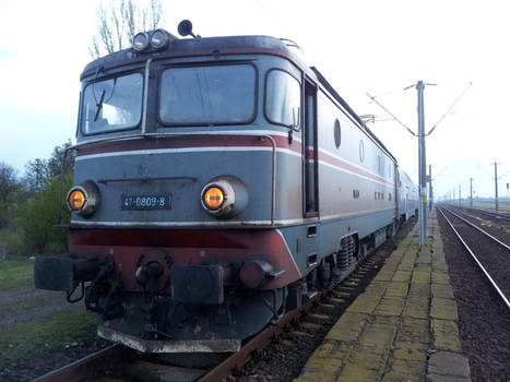 R 9310 with 41-0809-8