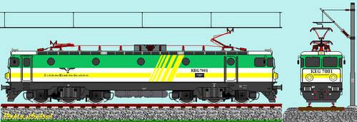 KEG 7001