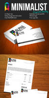Clean Style Corporate Identity
