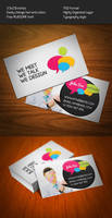 Bubble Talk Business Card