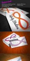 Infinity Business Card by KaixerGroup