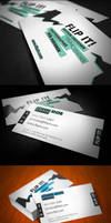 FLIPT IT Business Card