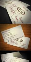Doodle Business Card