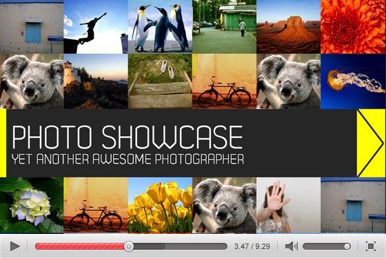 Showcase PowerPoint Presentation