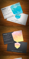 Cubic Business Card