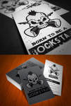 Rockstar Business Card