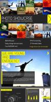 Photo Showcase PowerPoint by KaixerGroup