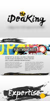 Idea is King - PowerPoint Template by KaixerGroup