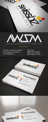 SwissBiz Business Card by KaixerGroup