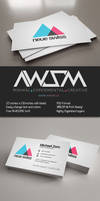 Neue Swiss Business Card by KaixerGroup