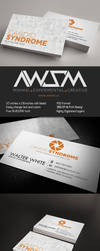 Candid Syndrome Business Card by KaixerGroup