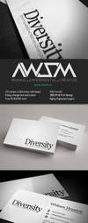 Diversity Business Card by KaixerGroup