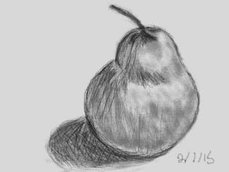 A Pear by cillanoodle
