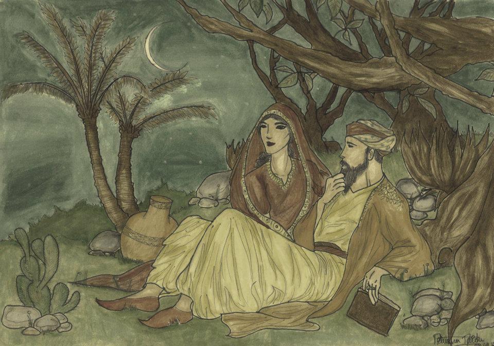 The Rubaiyat Of Omar Khayyam By Xnetushax On Deviantart