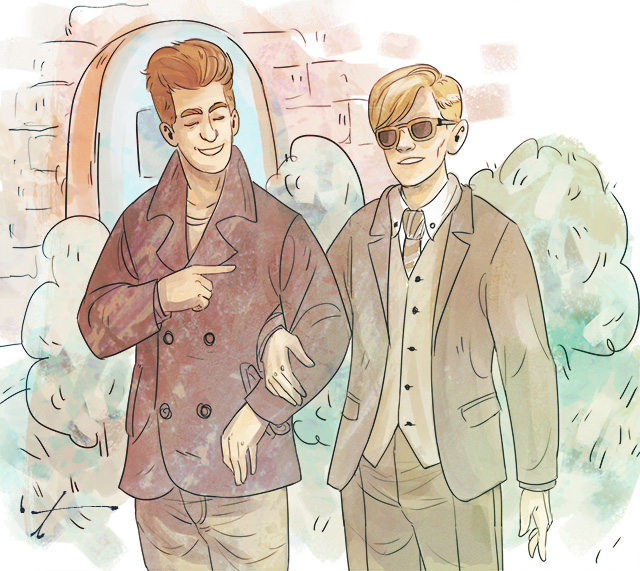 The Amazing Boyfriends by Kvelde