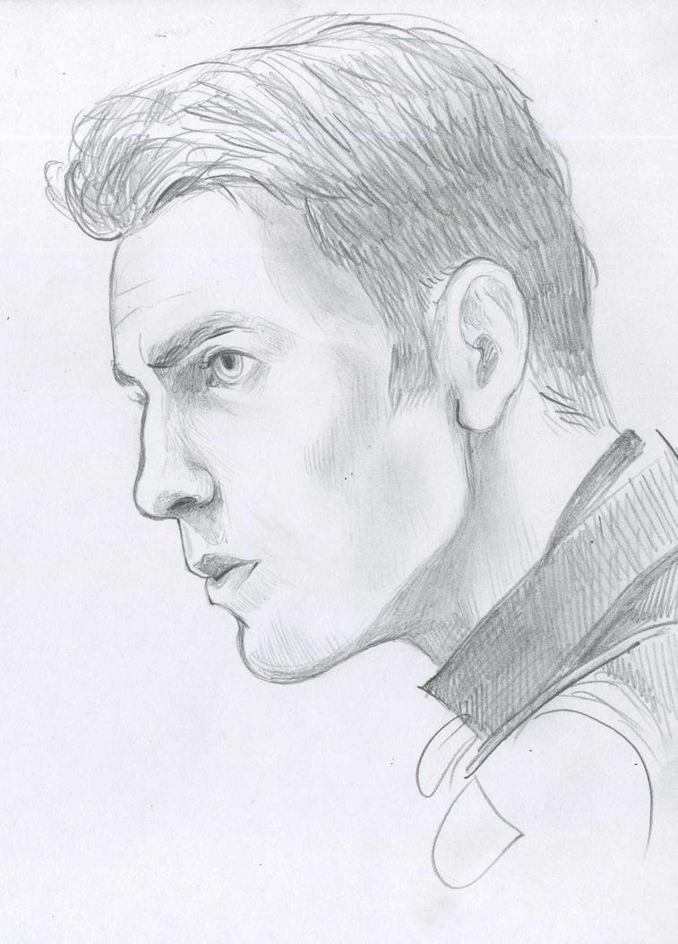 Captain America_3 by Kvelde