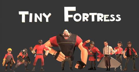 (SFM) Tiny Fortress