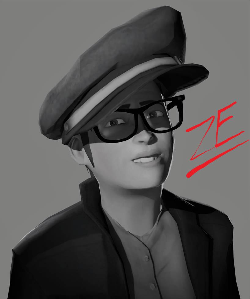 (SFM) Ze Portrait
