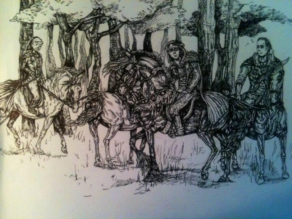 Bandits by GhirahimsRemlit