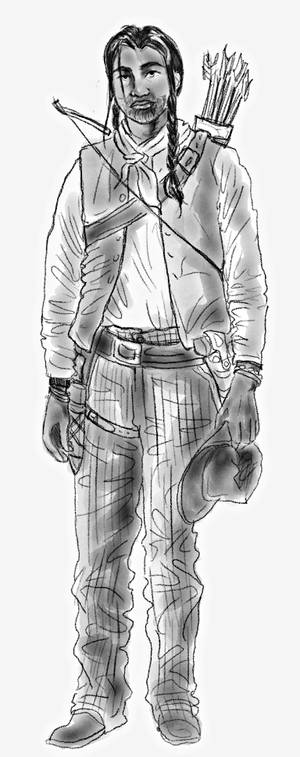 Young Charles Smith rdr2