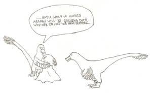 Fortune Teller by Ornitholestes1