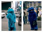 Sesame Street?