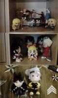 My Little Anime/Manga Plush/Figurine Collection