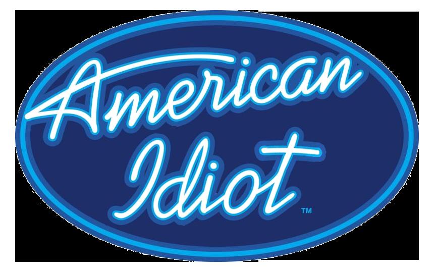 American idiot logo by Urbinator17