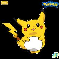Pikachu Beta by Urbinator17