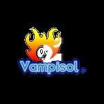 Vampisol leche logo