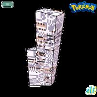 Missingno forma bloque by Urbinator17