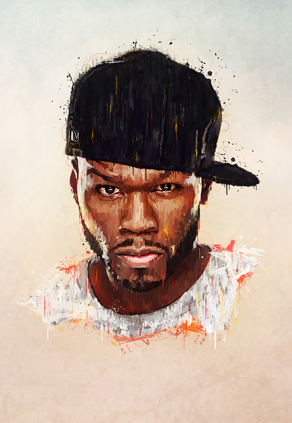 50 Cent by Volture