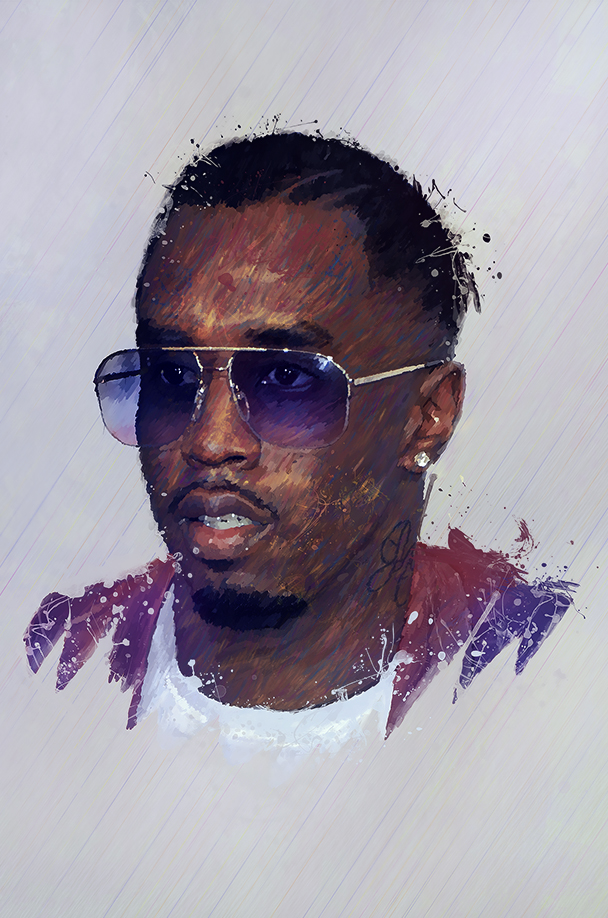 P. Diddy by Volture