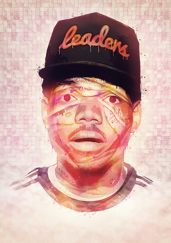 Chance the Rapper by Volture